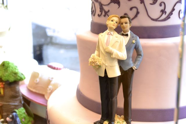 A wedding cake?!