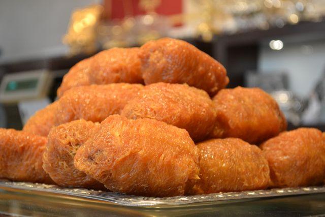Turkish sweets