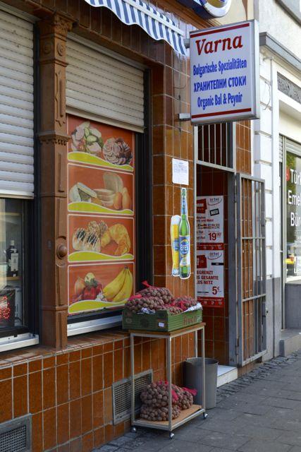 Varna shop