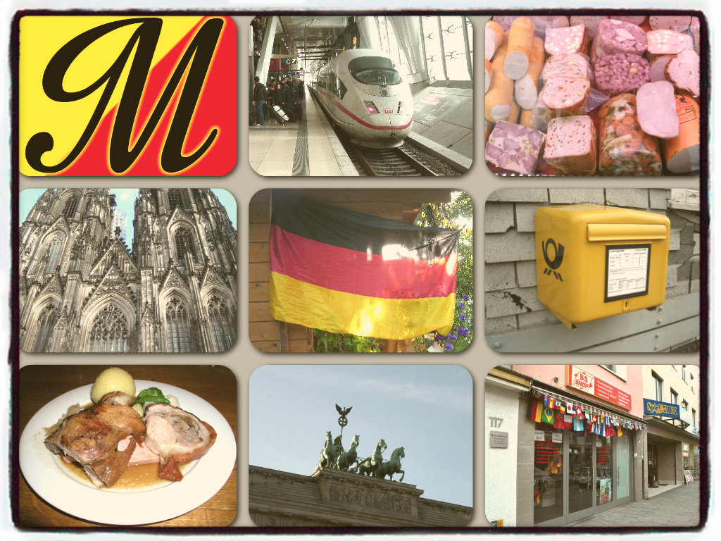 20 things you will like in Germany
