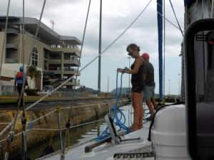 Panama in barca 3