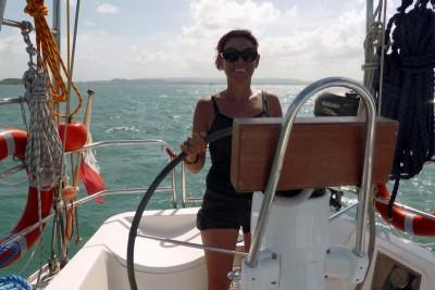 Panama in barca