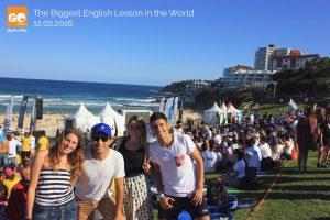 GSA alla Biggest English Lesson in The World - 2