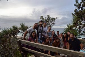 Team Brisbane - Gita a Strasbroke Island