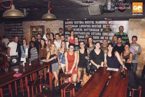 Team Sydney - Serata GSA Student Card