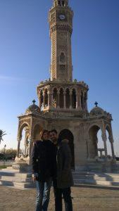 Torre orologio - Izmir e noi