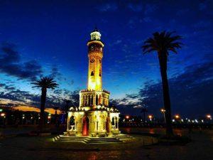 torre orologio di Izmir